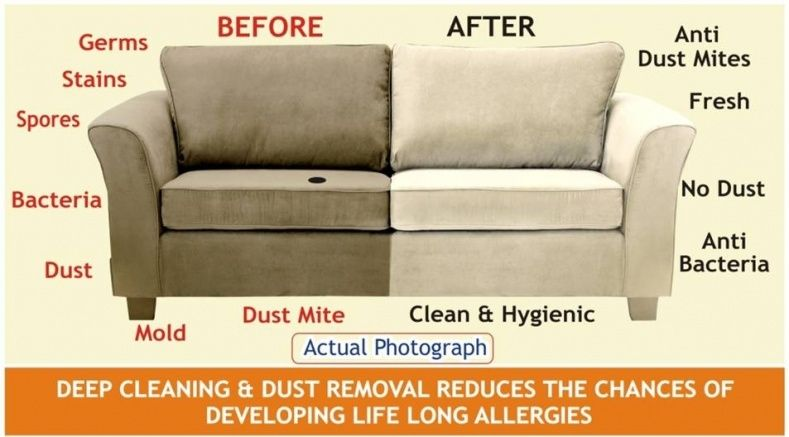 Shampoo Couch Upholstery Ads Clean Sofa Fabric