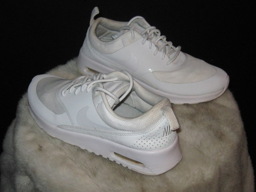 Men s Nike Air Force 1 High Top Ankle Strap Sneakers Sz 11.5 White Gray   Nike  BasketballShoes  4f68a91ec