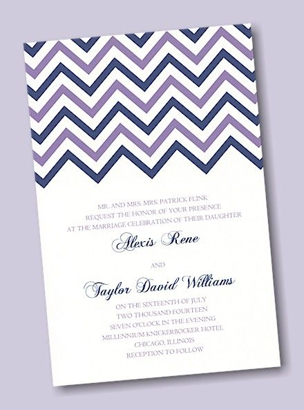 Create Your Own Wedding Invitation Suite 65
