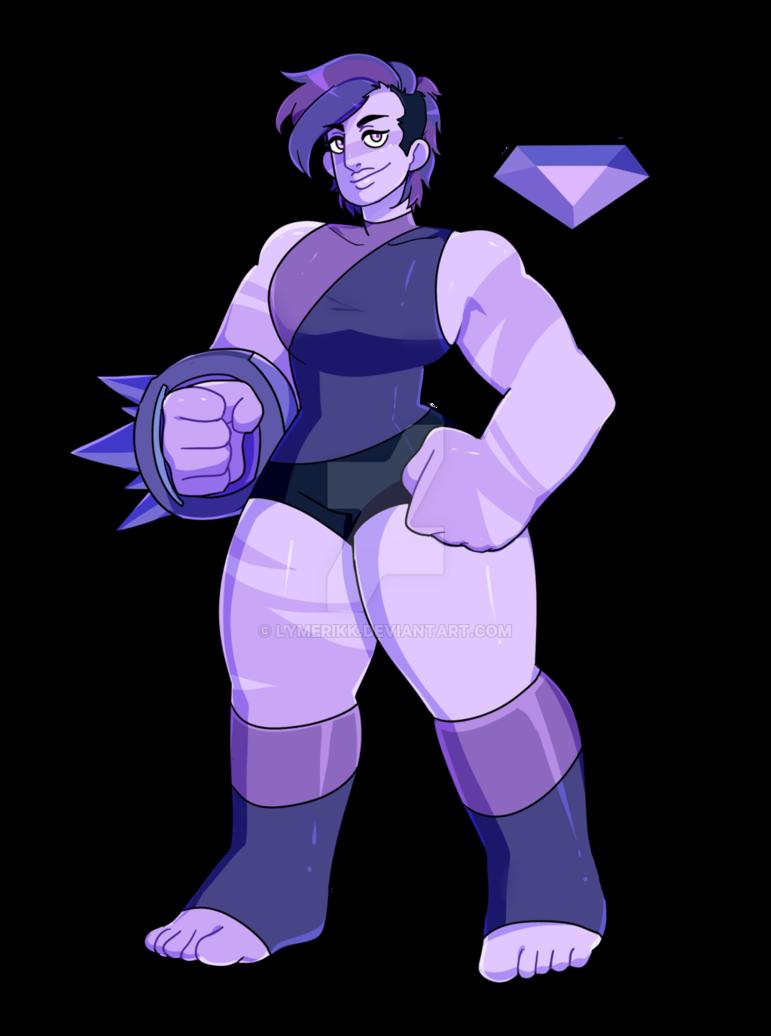 Cactus Quartz By Lymerikk Steven Universe Gem Pink Diamond Steven Universe Steven Universe Oc