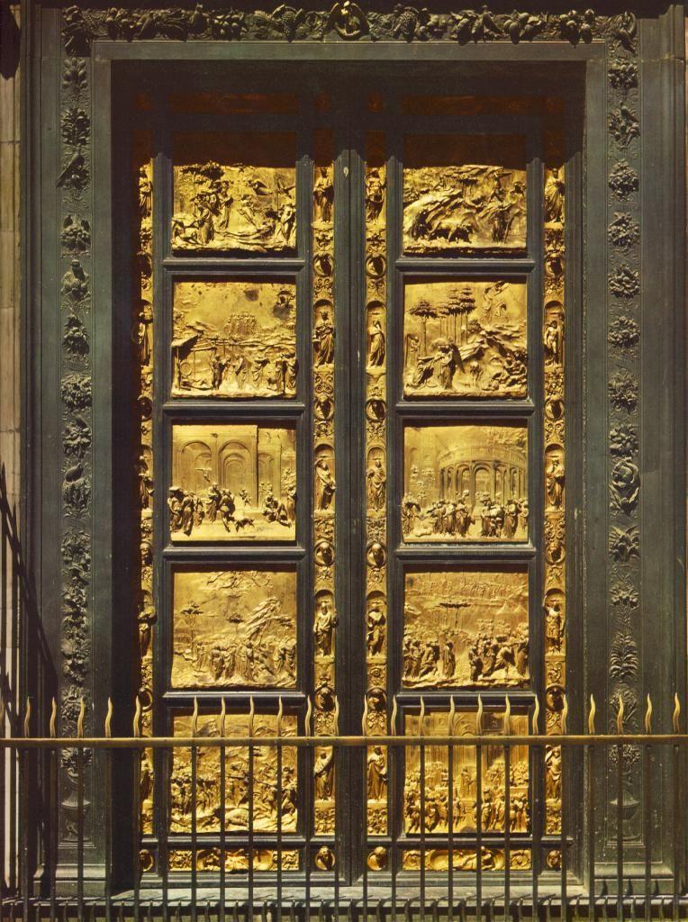 Lorenzo ghiberti · doors of Ghirberti & doors of Ghirberti | doors | Pinterest | Doors and Lorenzo ghiberti Pezcame.Com