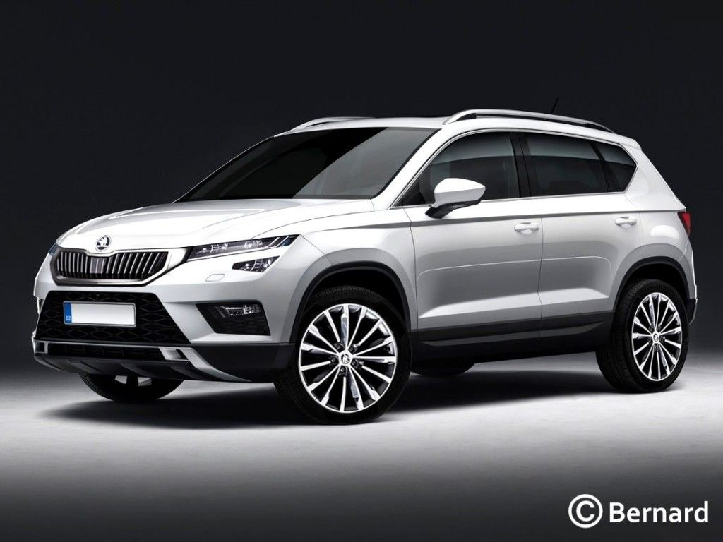 Next gen 2018 skoda yeti rendering car seathtmlgeneva