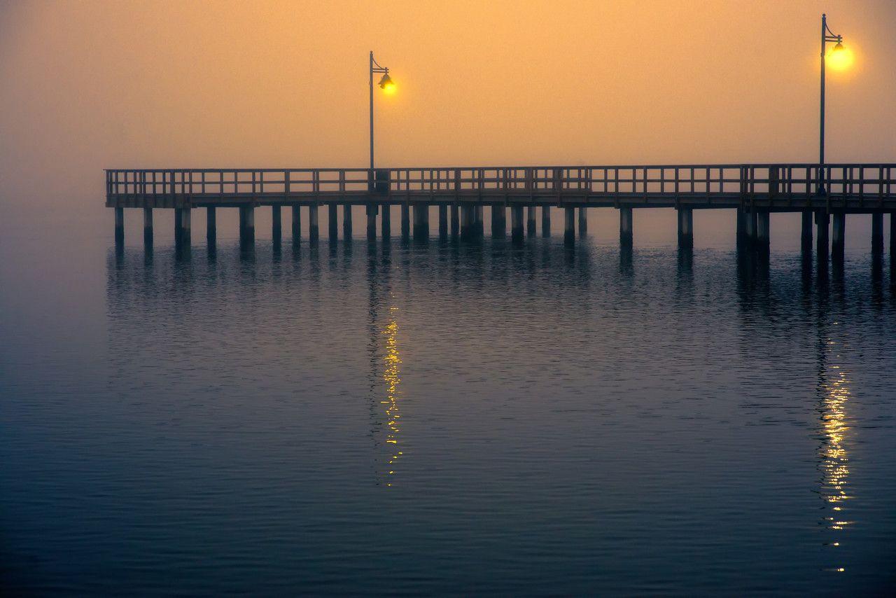 His Fishing Pier Is Along The Riverwalk In Bradenton Florida I