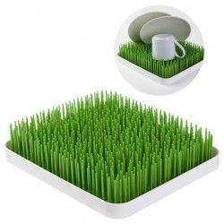 Egouttoir à vaisselle gazon en forme de jardin