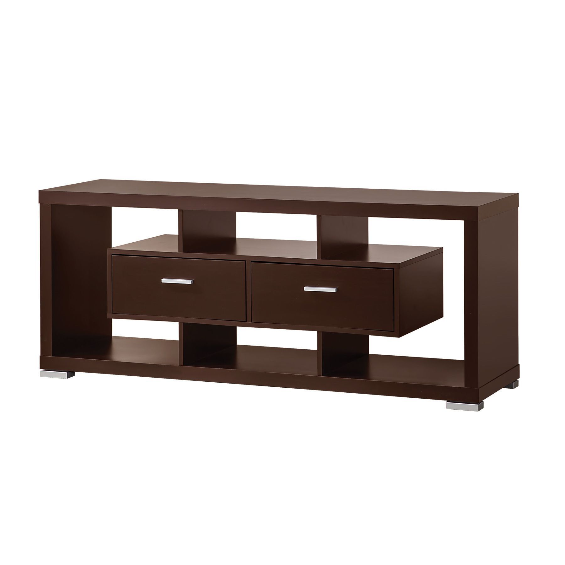 Coaster Company Double Drawer TV Console (