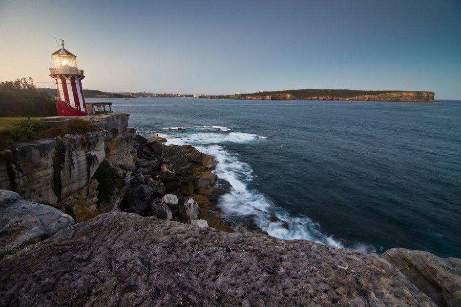 Hornby Lighthouse by Jack Moss on 500px
