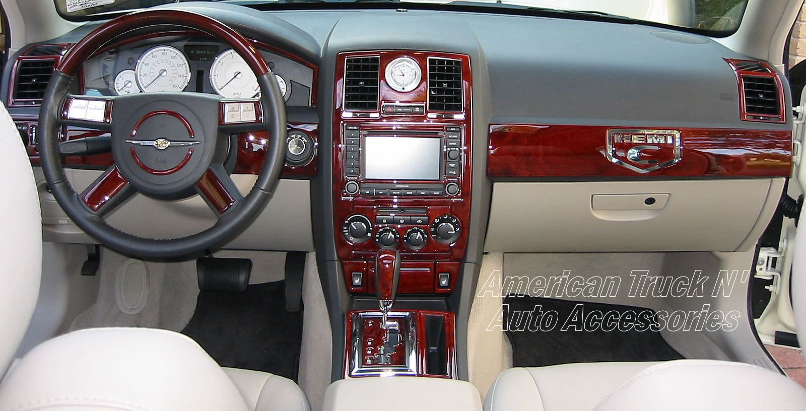 Custom chrysler 300c interior 300 dreams chrysler - Chrysler 300 interior accessories ...