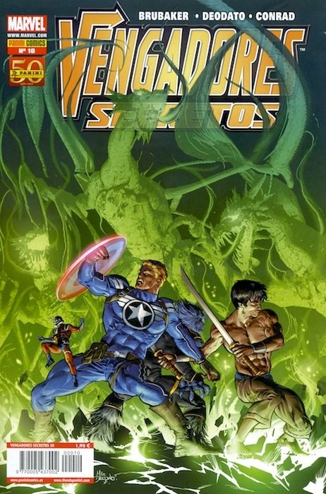 Vengadores Secretos #10 (Issue)