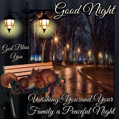 Good Night, God Bless!! | Prayers!!! | Night wishes, Good