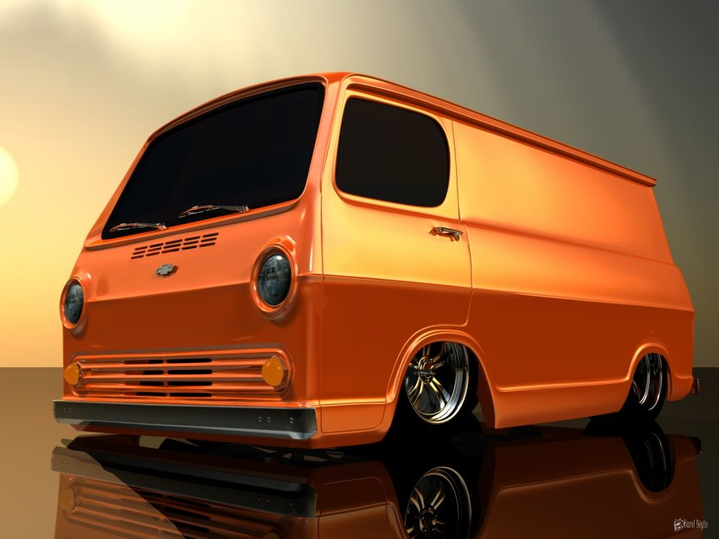 chevy van 1964 van club pinterest chevy vans chevy and vans. Black Bedroom Furniture Sets. Home Design Ideas