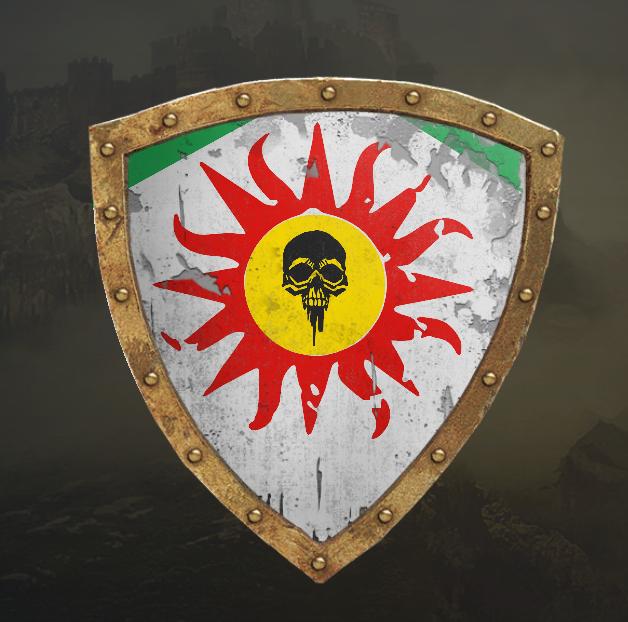 My Take On For Honor Emblem Praise The Sun T Praise The Sun Emblems Gamer Girl