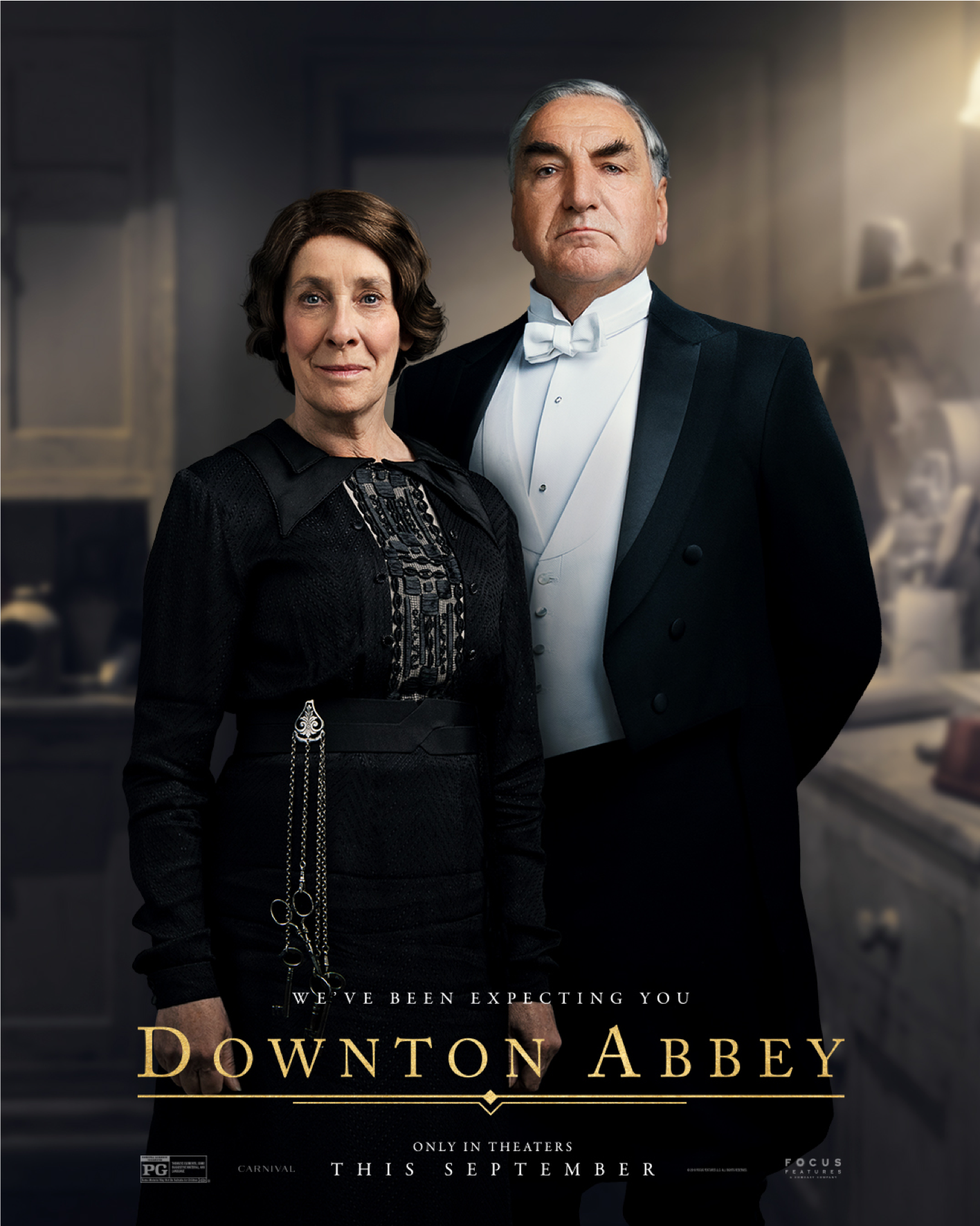 Only one week left until the premiere of the the Downton