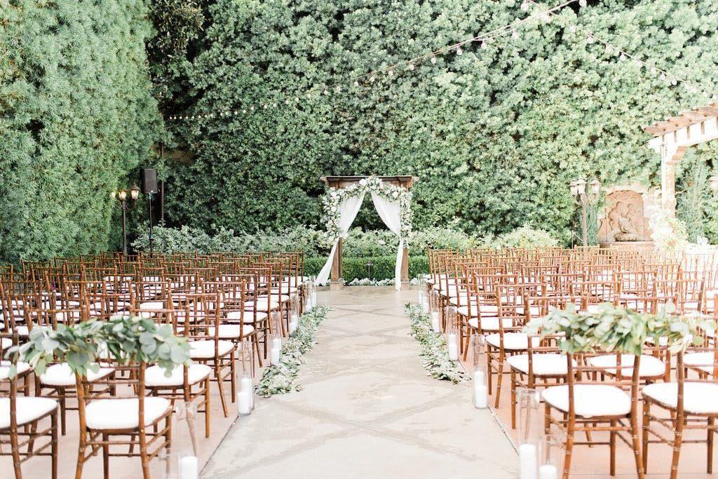 16 All Inclusive Orange County Wedding Venues See Prices In 2020 Garden Wedding Venues California Franciscan Gardens Wedding Southern California