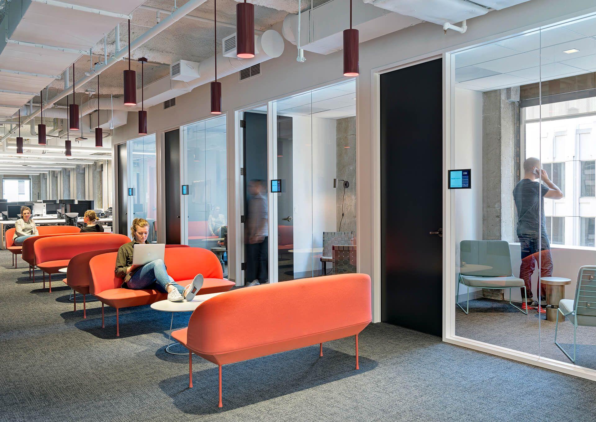 Office Tour: Prologis Offices – San Francisco   Corporate ...