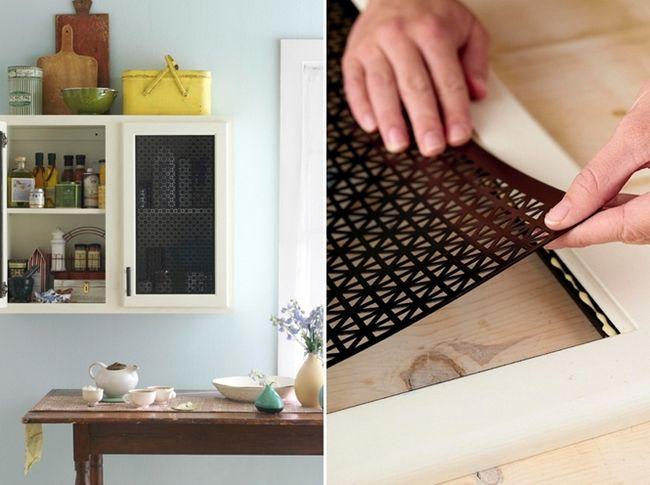 Kitchen Cabinet Door Idea Makeover Filigran Panel Condo Ideas