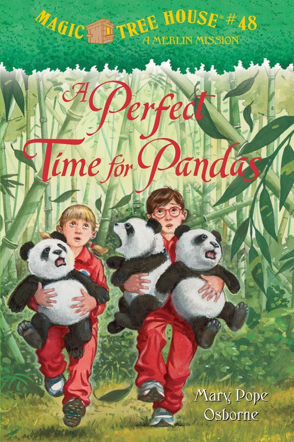 A Definitive Ranking Of All 51 Magic Tree House Adventures From