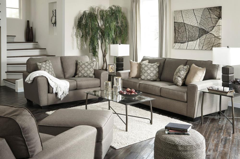 Calicho Sofa At Gardner White In 2020 White Furniture Living Room Glam Living Room White Living Room Set