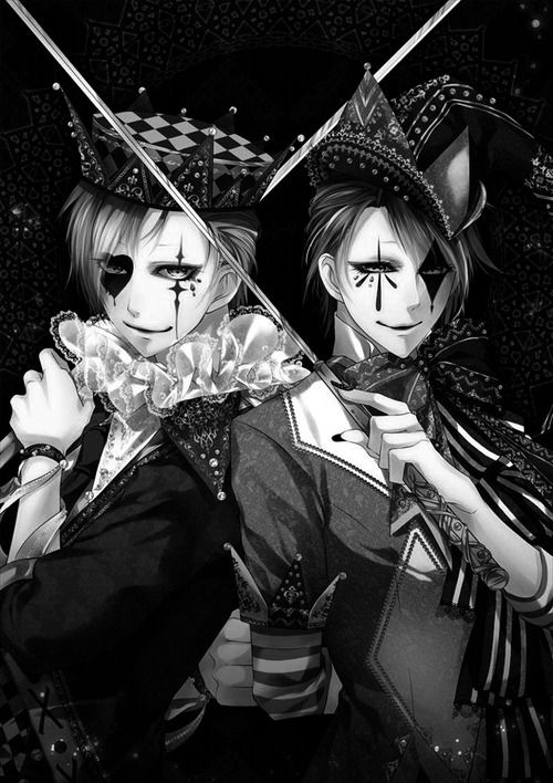 Pin By King St Revanheart On Monochrome Colourful Art Anime Guys Dark Anime Anime Artwork