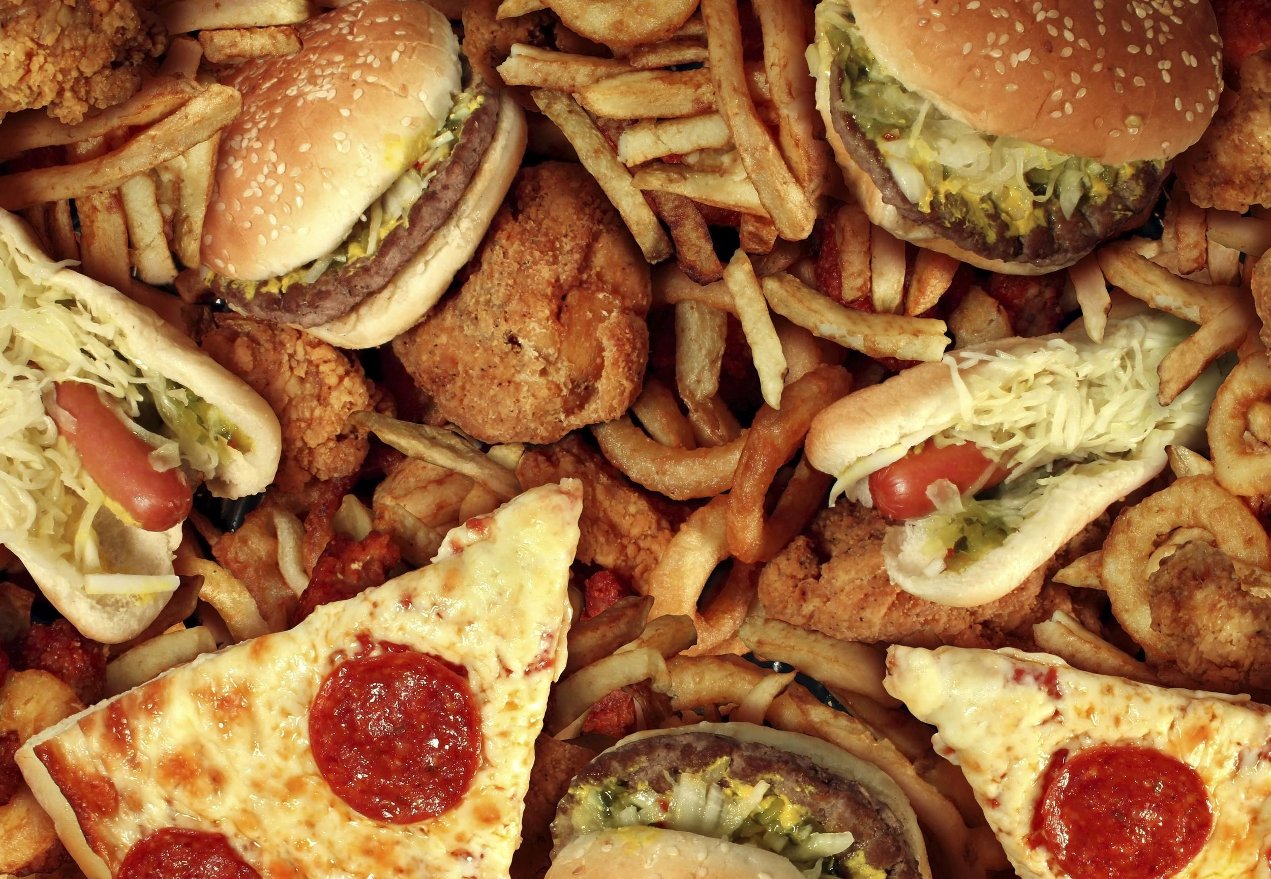 what do fatty foods do to your body