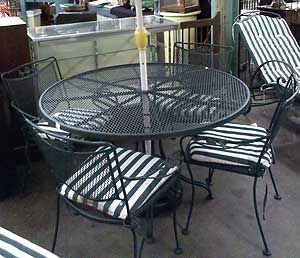 Wrought Iron Patio Furniture Lowes Lowes Patio Furniture
