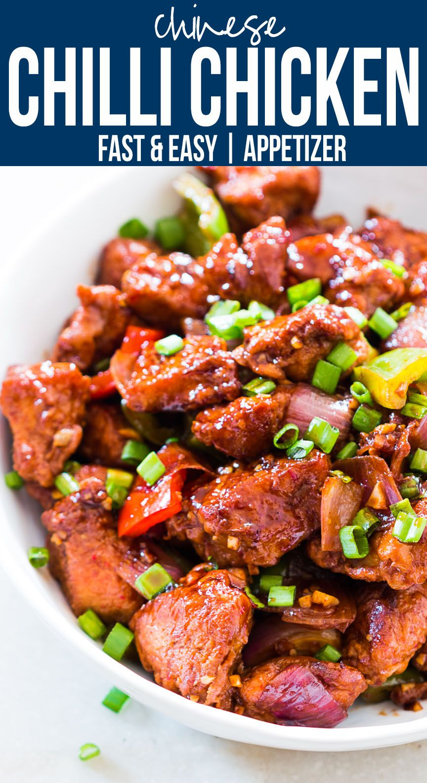 Easy chinese chilli chicken dry recipe gravy spicy and restaurants easy chinese chilli chicken dry chinese recipeschinese foodasian forumfinder Image collections