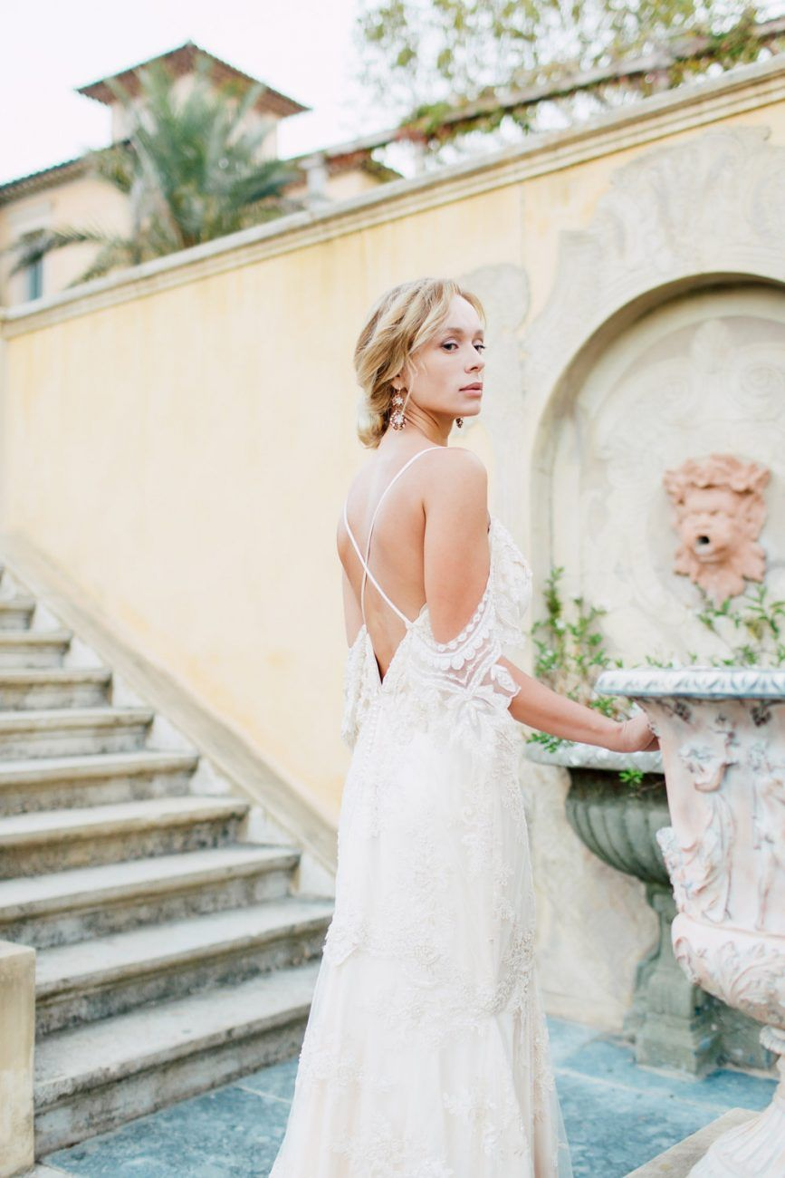 French Wedding Inspiration in the South of France (With ...