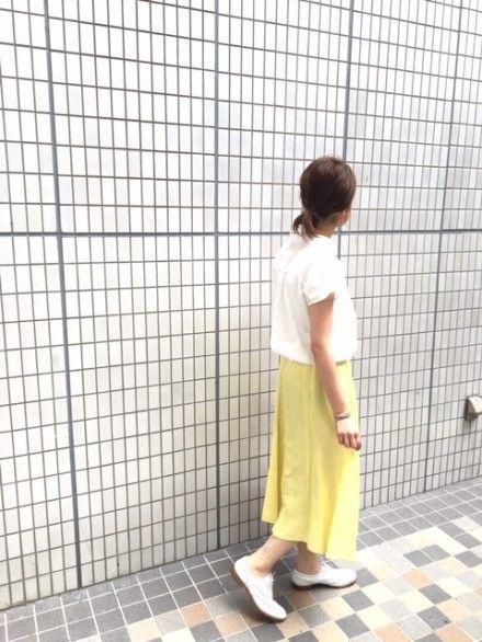 即完売!!ラミーミディアムギャザースカート再入荷!!!!