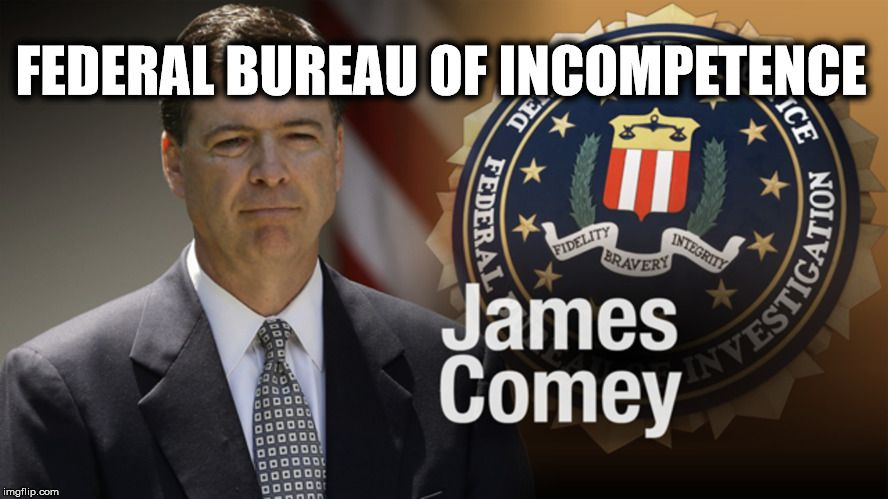IG Report rips James Comey a new one » Musings of the