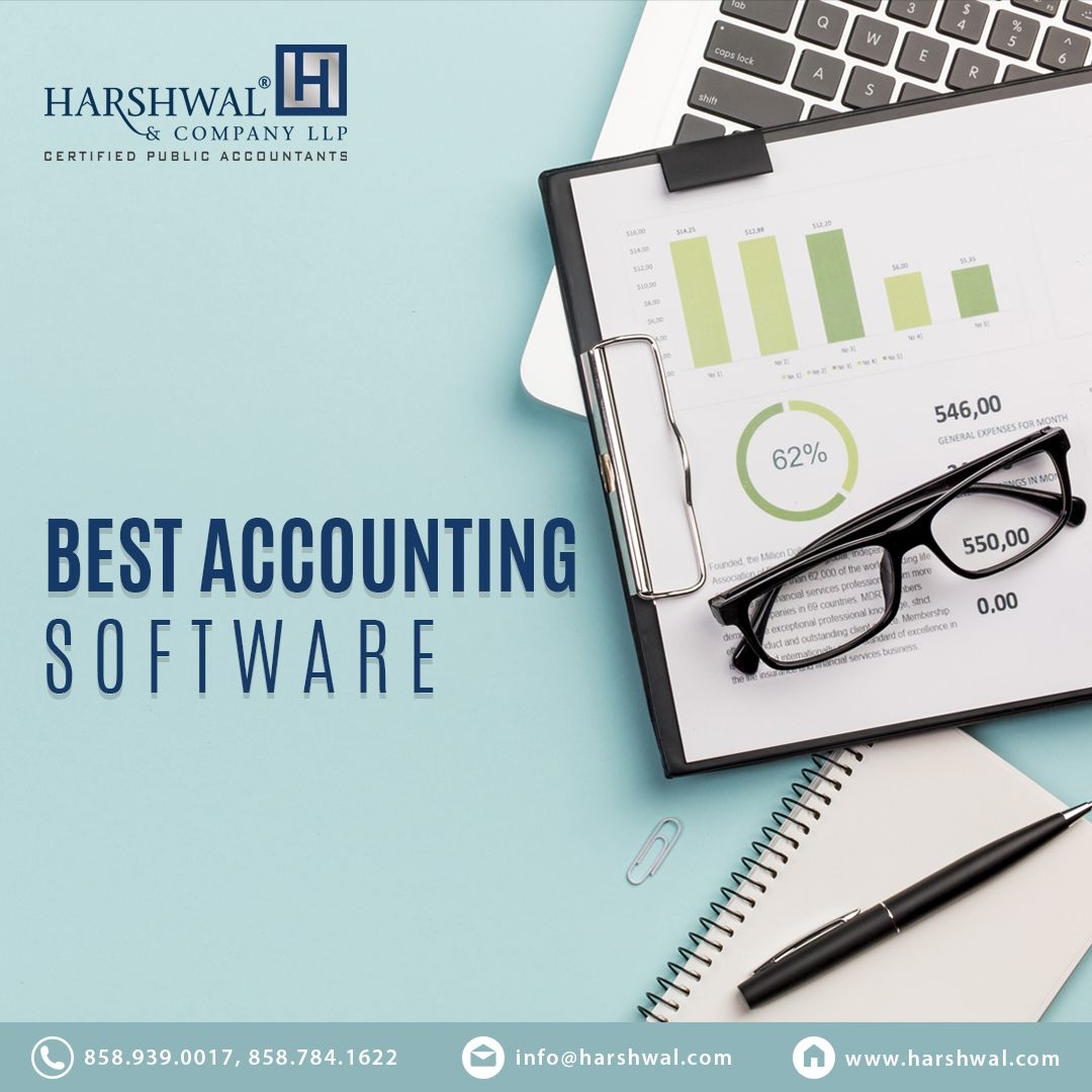 Harshwal Company Llp Provides Accounting Software Consulting And
