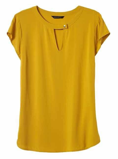 c2d08be9b4c WOMEN: BLOUSES & SHIRTS | Banana Republic Factory | Модели -блузки ...