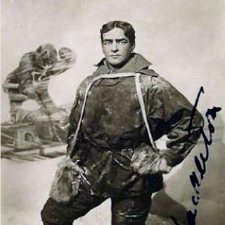 """Men Wanted: For hazardous journey. Small wages, bitter cold, long months of complete darkness, constant danger, safe return doubtful. Honour and recognition in case of success.""""  Ernest Shackleton."""