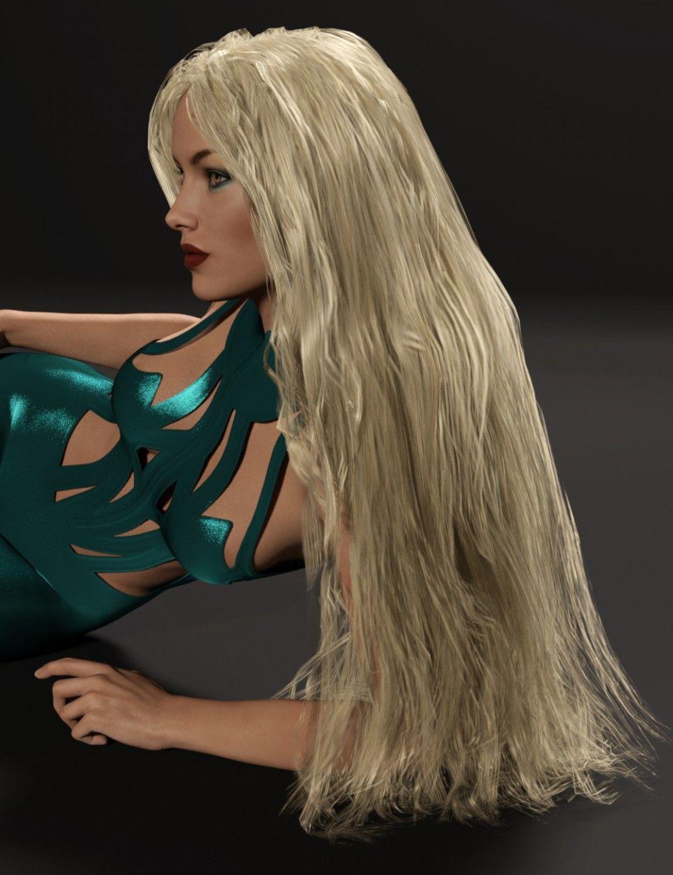 Pin by Megan Figurelli on daz 3d   Hair, Free spirit, Studio