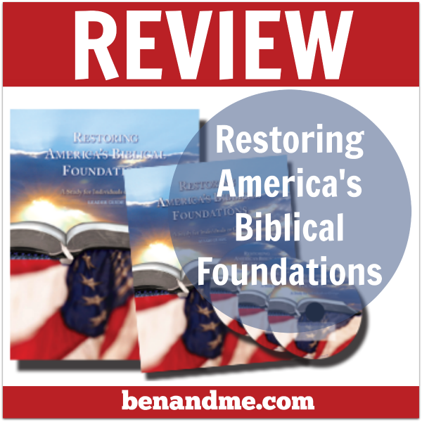 Photo of Review: Restoring America's Biblical Foundations