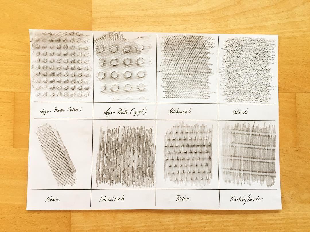 Morgen starte ich in Kunst mit dem Thema Frottage. Die Kinder dürfen  experimentieren und im