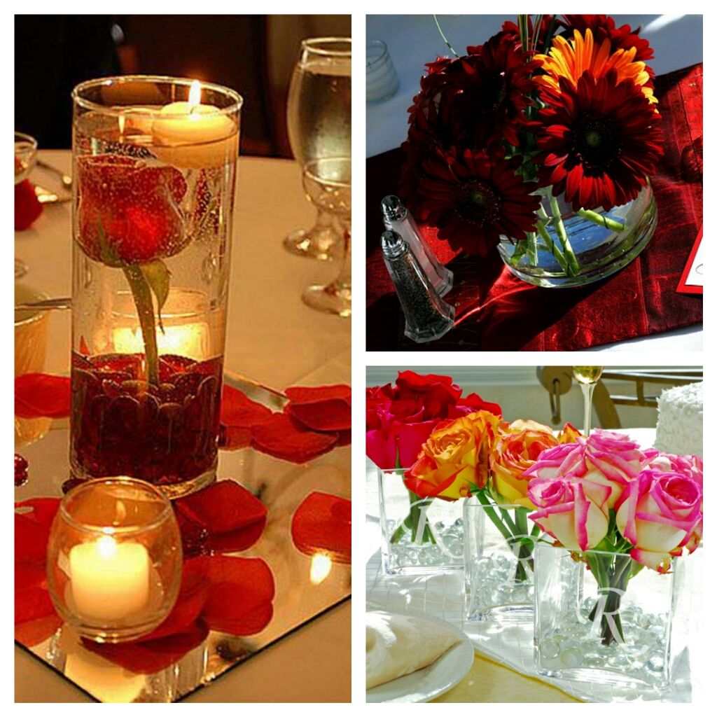 Affordable Centerpiece Ideas, Almost Everything Can Be