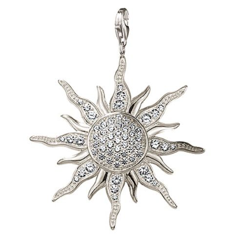 Thomas sabo silver sun pendant jewelry celestial pinterest thomas sabo silver sun pendant mozeypictures Image collections