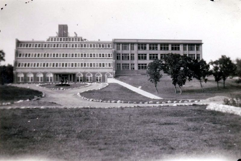 dunseith sanitarium, north dakota San Haven, ND