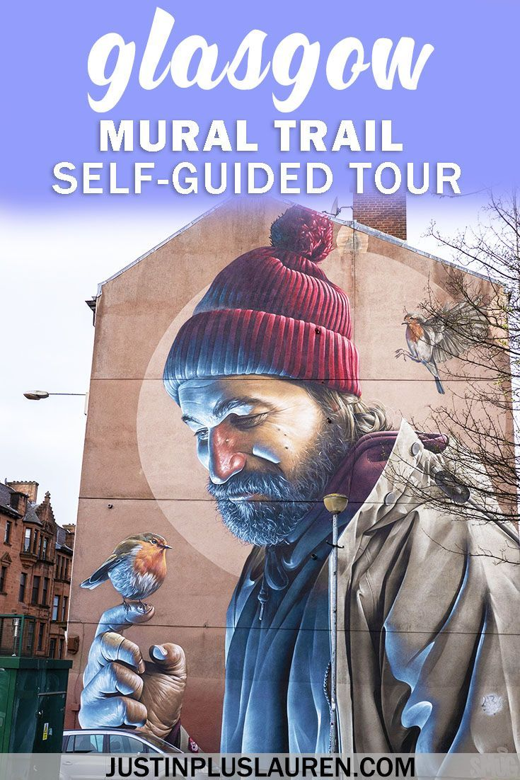 Glasgow Mural Trail The Ultimate Guide for Street Art
