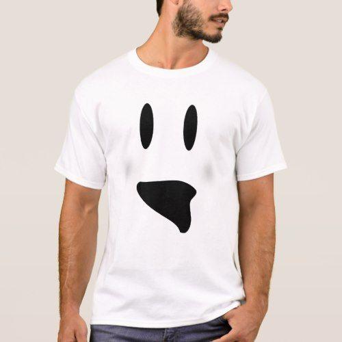 Ghoulish Ghost Halloween T-Shirt Halloween ideas - halloween t shirt ideas