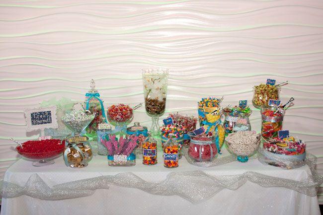 favor ideas: candy bar