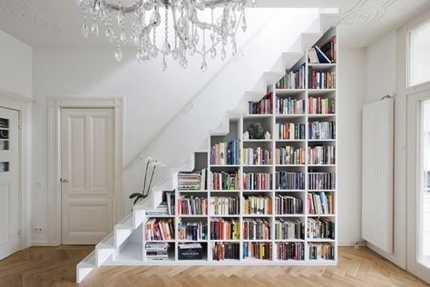 8 scale con libreria case e interni scale nel 2019 pinterest bajo las escaleras muebles - Libri design interni ...