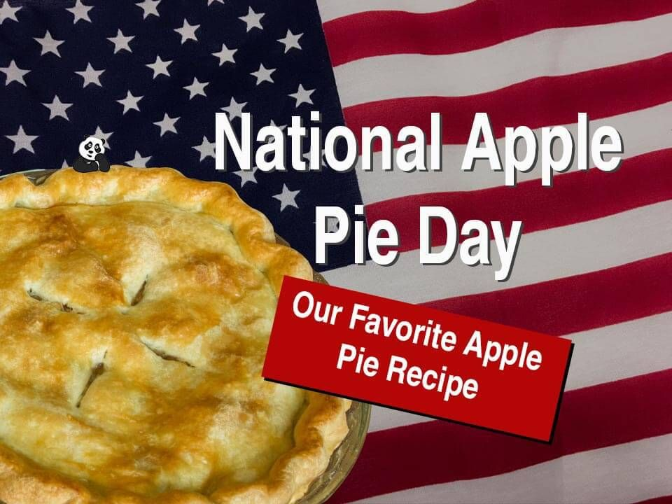 A Recipe for National Apple Pie Day