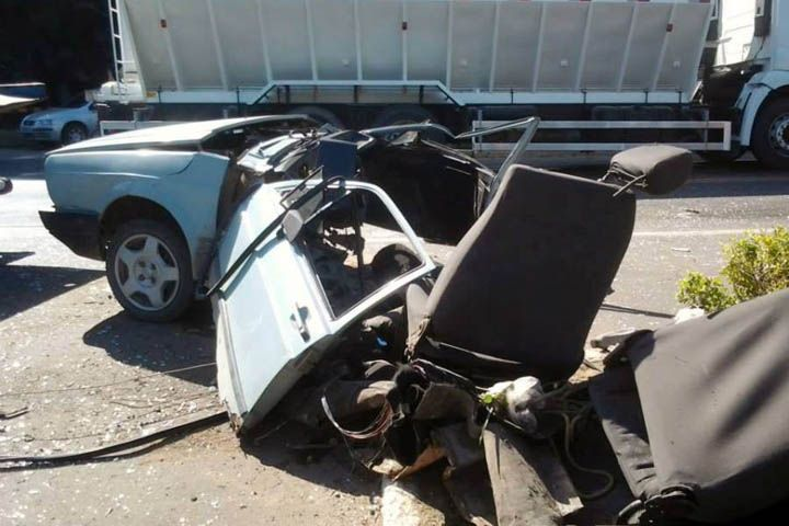 Acidente fatal na BR 470 em Rio do Sul  Um acidente gravíssimo foi registrado na tarde desta quarta-feira(30), por volta das 15:49 h próximo ao km 141 da BR 470 em Rio do Sul.