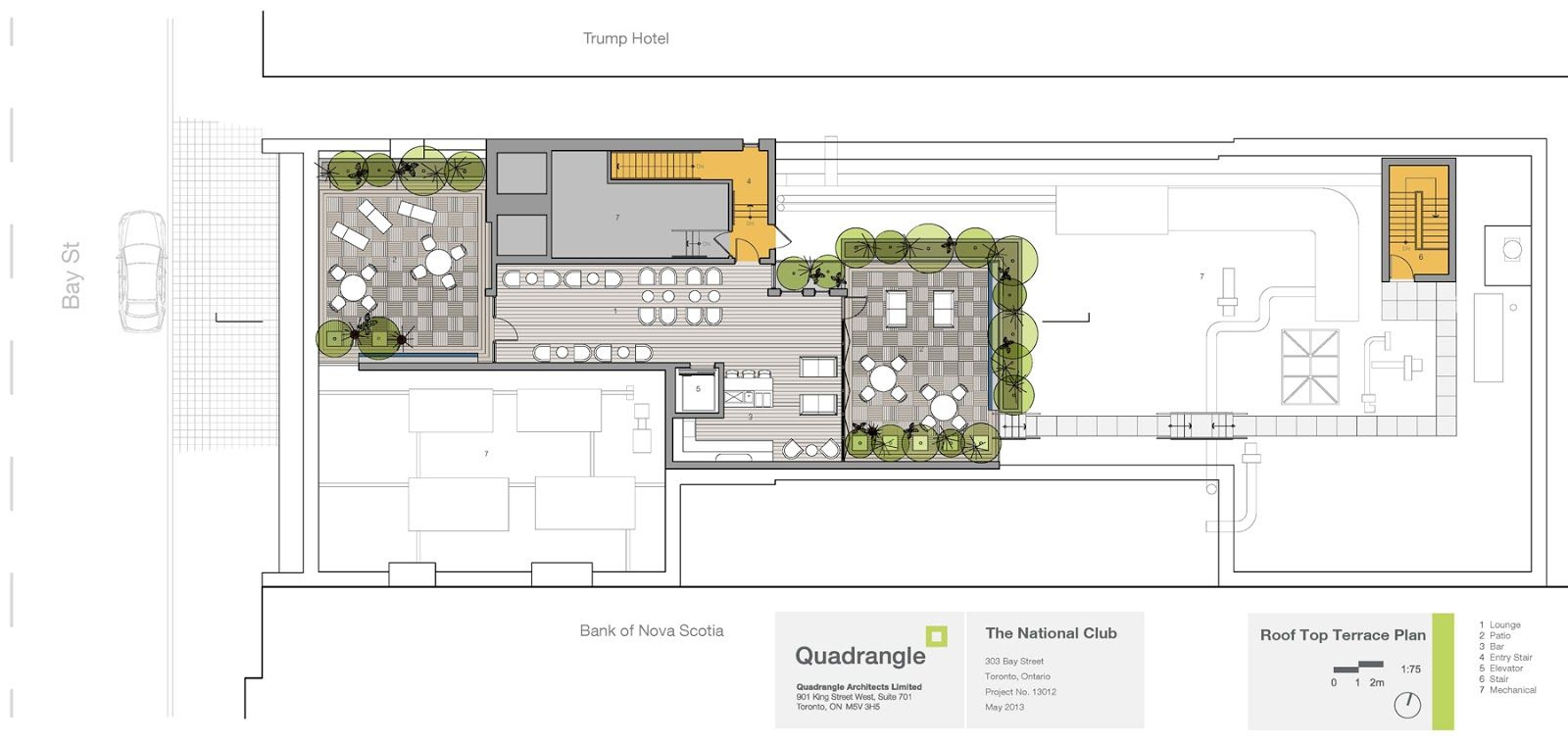 Image Result For Rooftop Plan