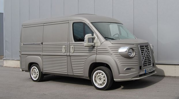 citro n type h 2017 l 39 incroyable kit carrosserie adaptable au jumper vans pinterest. Black Bedroom Furniture Sets. Home Design Ideas