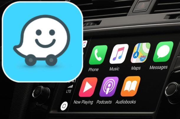 How to Use Waze on CarPlay to Replace Apple Maps Apple