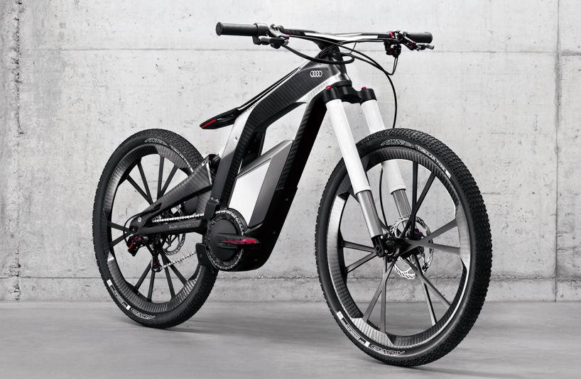 Audi E Bike Worthersee Bicicleta Electrica Bicicletas Diseno