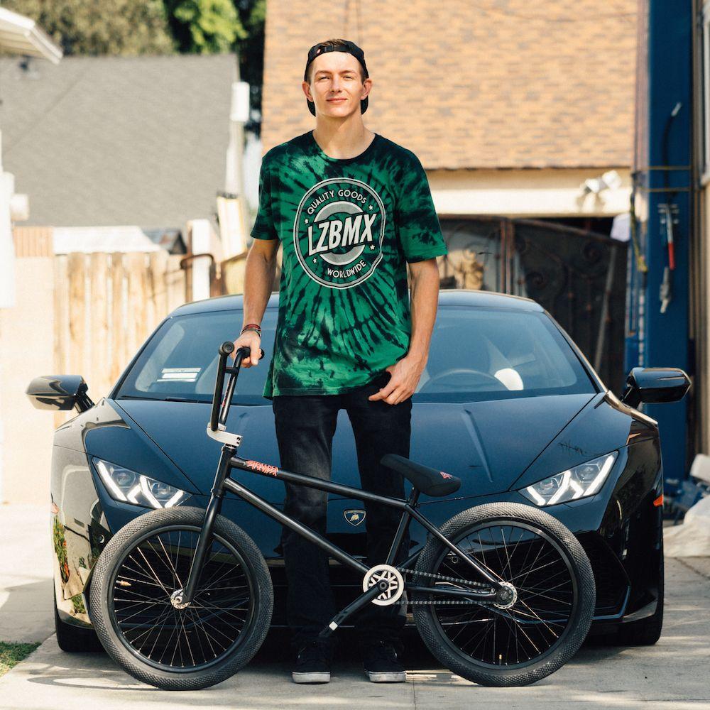 Adam LZ now on Stranger BMX | bmx | Pinterest | BMX