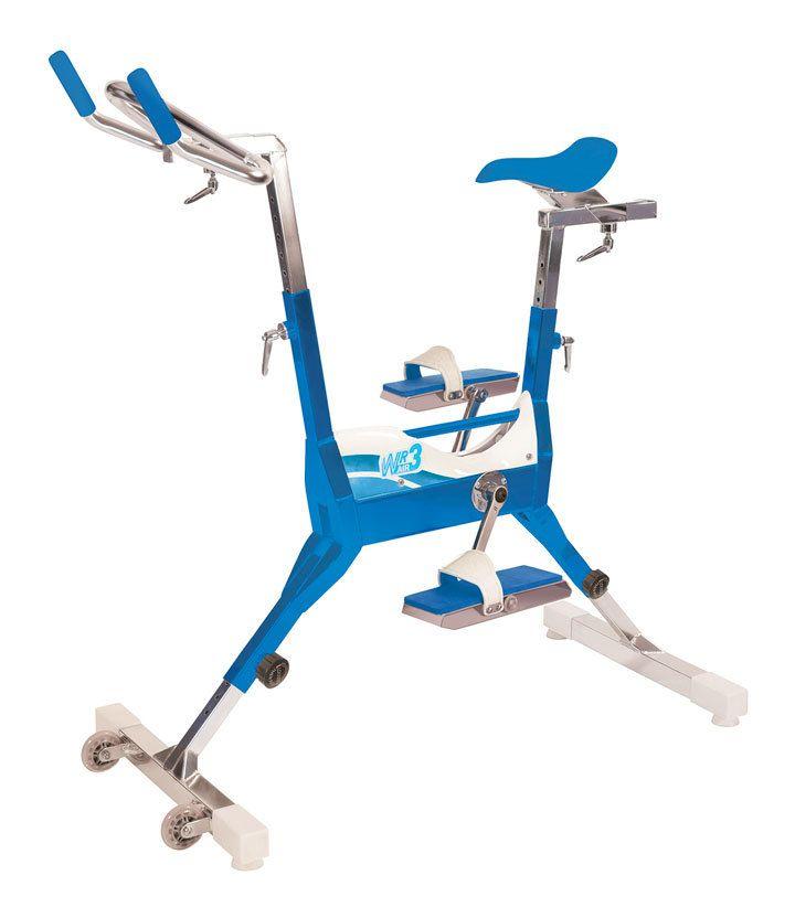 Aquabike Waterflex Wr3 Air Bike Gym Equipment Stationary