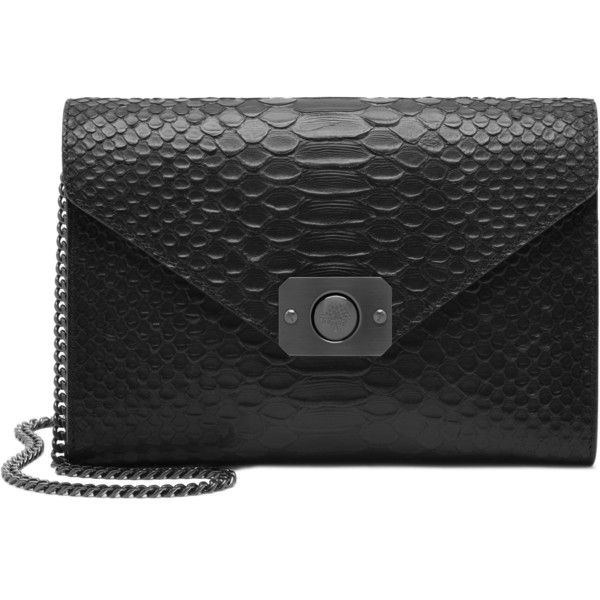 d824fff707c ... bayswater oxblood c404e 949b7 release date mulberry delphie clutch  71.660 rub liked on polyvore featuring bags handbags clutches black black  ...